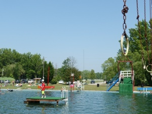 Unique Water Playground Park!